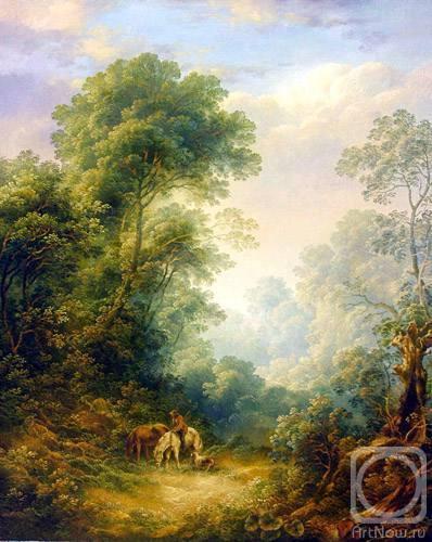 Артур картины художника пейзаж