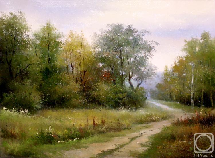 дорога живопись:
