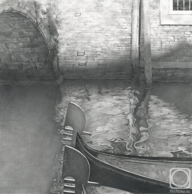 Chernov Denis. Venice. Mercury Water