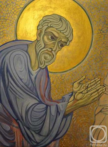 Zhukoff Fedor. The Apostle Simon