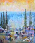 Море над городом. Креминский Андрей