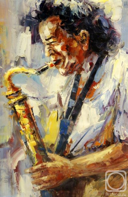 картины художников связанные с музыкой примеру, щенка