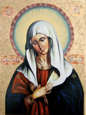 "Icon of the Mother of God ""Tenderness"""