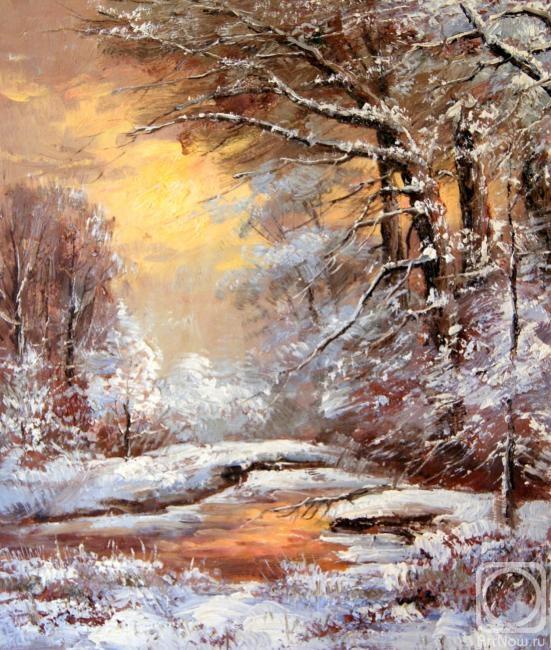 Смородинов Руслан. Зимний лес