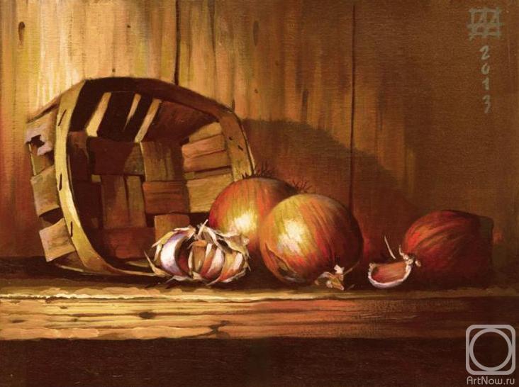 Андрианов Андрей. Garlic & Onion