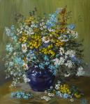 Панина Кира. Букет полевых цветов