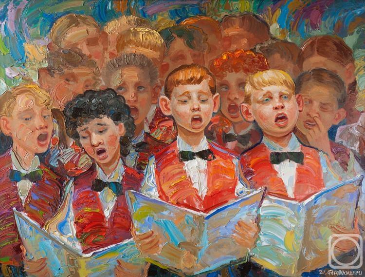 Школьный музыкальный ансамбль
