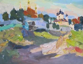 Shevchuk Svetlana. Great Ustyug. Fairy tale of the North