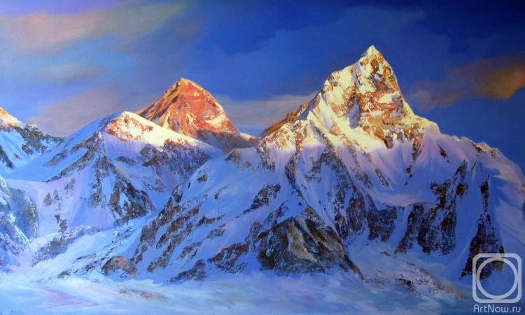 Южная вершина эвереста