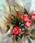 Roses. Minaev Sergey