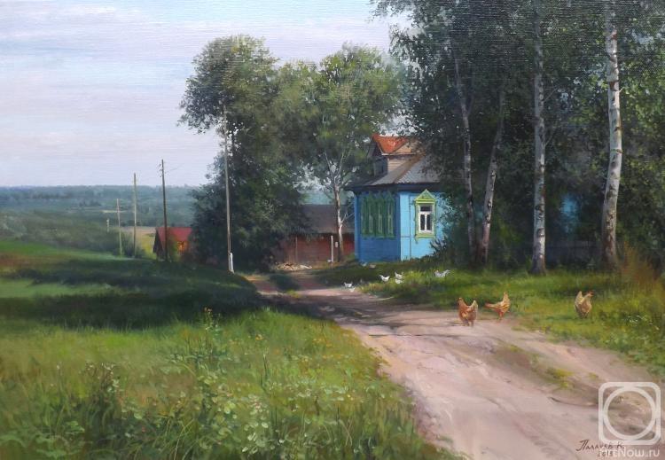 Палачев Вячеслав. Родной край
