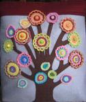 "Bag ladies ""Tree of Happiness"". Taran Diana"