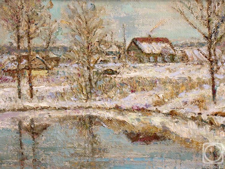 Лукашев Владимир. Зима в Подъячевке