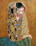 Zhukoff Fedor. Kiss (inspired by Gustav Klimt)