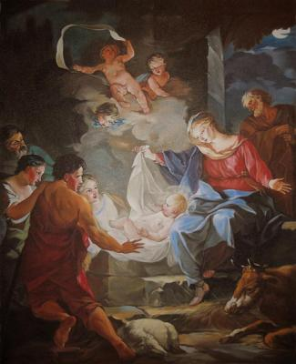 Gaganov Alexander. nativity