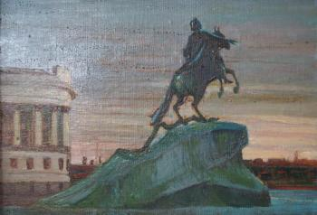 Bronze Horseman. Belov Nikolay
