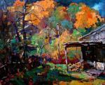 Мишагин Андрей. Осень на дворе