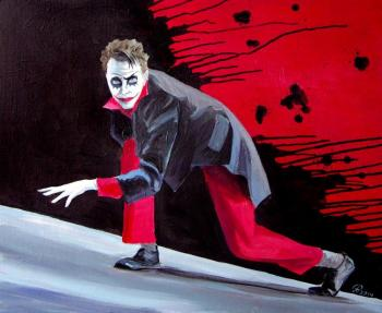 Ledniova Varvara. red joker