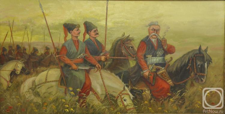 картинка тарас бульба запорожская сечь