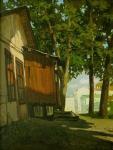 Лето на Волхонке