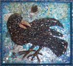 Ворона и за море летала,да вороной и вернулась...