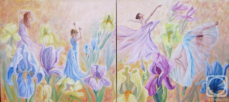 картинки к песне вальс цветов пин можно обойти