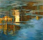 Chizhova Viktoria. Moscow. Being reflected in the thin