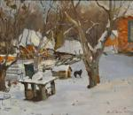 The end of January. Shevchuk Vasiliy