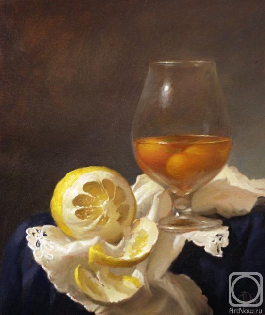Лимон с коньяком Красота Фитнес и диеты EVARU