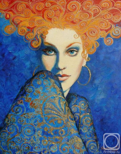 Suze. The artworks. Simonova Olga . Artists. Paintings, art gallery, russian art