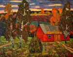 Berdyshev Igor. Autumn Evening