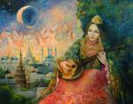Buzuneeva Anastasia. Melody for an evening dawn