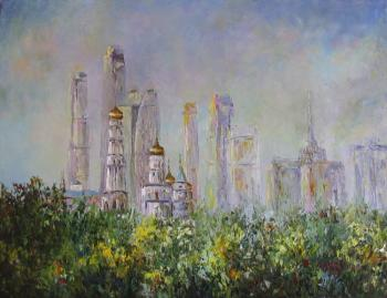 Kruglova Svetlana. Domes and towers