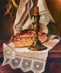 """Картина """"Хлеб"""". Вукович Душан"""