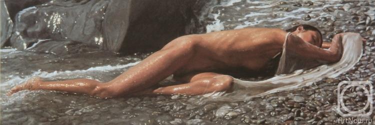 Картина маслом на холсте. Улыбин Геннадий. Venus