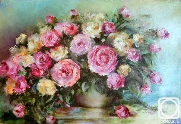 Букет цветов картины художников