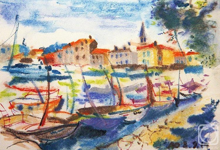 Картины художников монтенегро