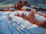 Kremer Mark. The winter path