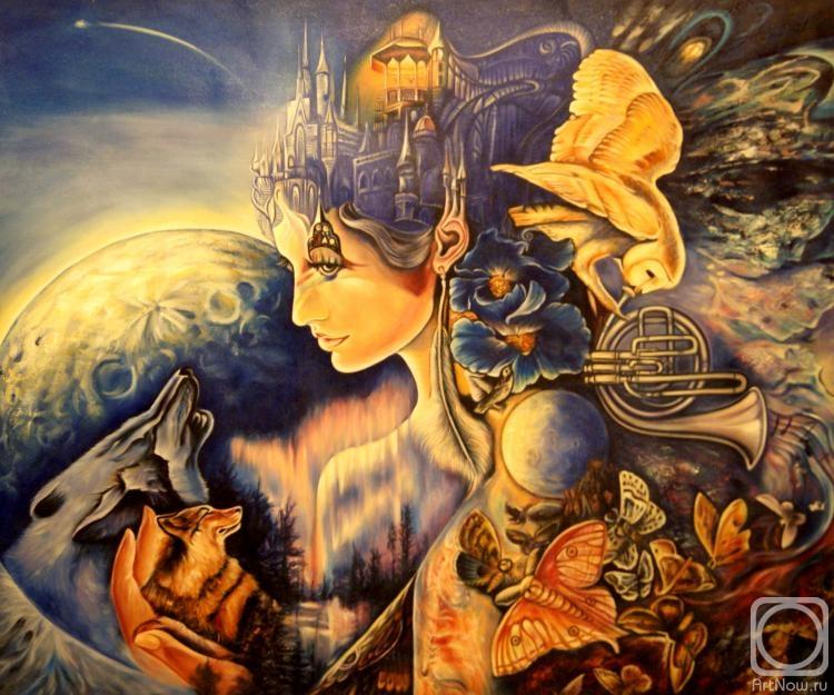 Смородинов Руслан. Ночное отражение