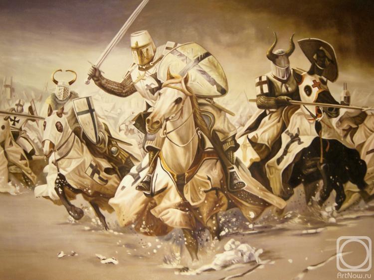 Смородинов Руслан. Рыцари