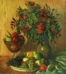 Rudin Petr. Rowan and fruit
