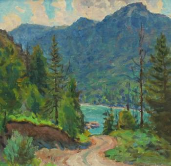 Rudin Petr. The road to the Katun