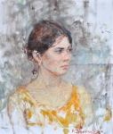 Женский портрет. Коротков Валентин