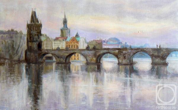 Малюсова Татьяна. Карлов мост