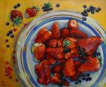 Картины на тему «Натюрморт с ягодами»