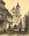 Колотихин Михаил. Городской замок Maison