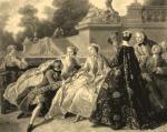 Колотихин Михаил. Придворные в Версале