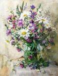 Полевые цветы. Лазарева Мария