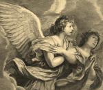 Twee engelen. Kolotikhin Mikhail