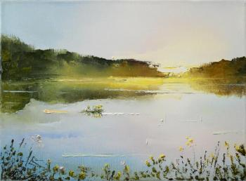 Summer sunrise. Stolyarov Vadim
